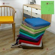 waterproof chair seat pads outdoor tie
