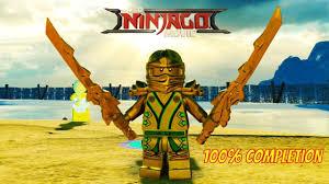 The LEGO Ninjago Movie Video Game Gold Ninja Unlock Location & Free Roam...