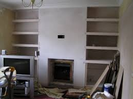 built in shelves around fireplace google search for