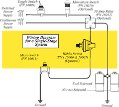 2 stage wiring diagram nitrous