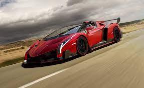 6 article from cbsnews.com, the $1.4 million ferrari has already sold out. Lamborghini Veneno Roadster 4 5 Mil 221 Mph No Roof