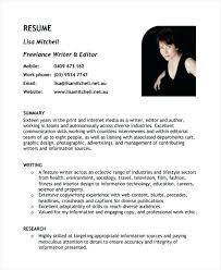 Writer Resume Template Stunning Sample Writer Resume Author Resume Sample Sample Resume Objective