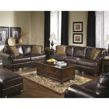leather couch living room. Wonderful Living Bannister Configurable Living Room Set For Leather Couch L