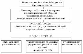 ru Рефераты по безопасности жизнедеятельности  ru Рефераты по безопасности жизнедеятельности Организационная структура Министерства по чрезвычайным ситуациям России