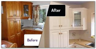 what type of paint for kitchen cabinets spray cabinet home design to refinish