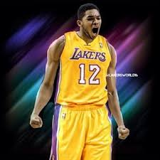 Image result for karl anthony towns as a laker