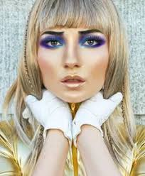 porcelain skin doll makeup barbarella makeup tutorial doe deere azine