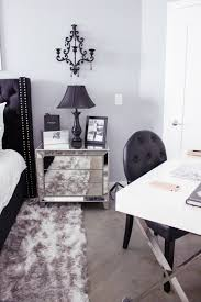 black and white bedroom decor. Black \u0026 White Bedroom Decor   Chic, Glam Blondie In The City And C