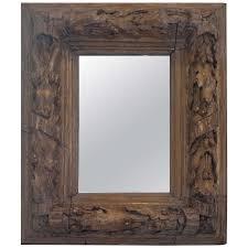 wood framed mirrors. Gilt Carved Wood, Oak Leaf And Acorn Framed Mirror For Sale Wood Mirrors O