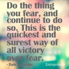 Facing Fear Quotes Inspiration Quotes About My Fear 48 Quotes