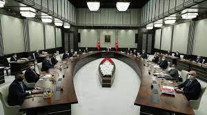 Kabine Toplantısı ne zaman, hangi gün yapılacak? Tüm gözler çarşamba  gününde - Son Dakika Flaş Haberler