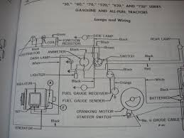 520 coil wiring a pertronix john deere forum yesterday s original wiring diagram