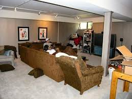 Basement ideas for family Functional Transforming Basement Into Family Friendly Colorful Archtoursprcom Finished Basement Ideas To Create Fun Space For Your Family