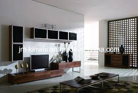 Tv Unit Design For Living Room Melamine Tv Unit Living Room Furniture China Tv Unit Tv Stand