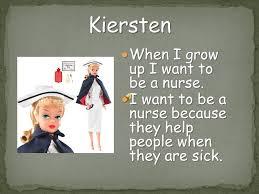 I Want To Be A Nurse When I Grow Up I Want To Be Ppt Video Online Download