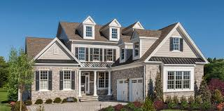 best new home designs. the shipley model home at liseter in newtown square, pennsylvania best new designs c