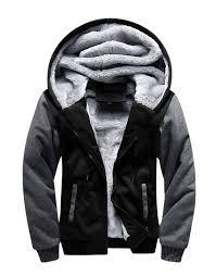 vintage thick fleece jacket european fashion jackets for men