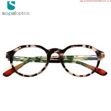 2018 most popular 2018 beautiful eye glasses frame women acetate frame glasses with custom logo
