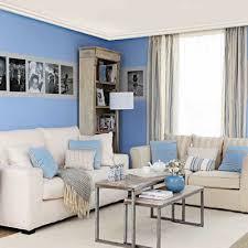 Blue Room Color Symbolism And Unpretentious Decorating Ideas Adorable Blue Color Living Room