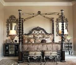 Unique Wrought Iron Canopy Bed : Sourcelysis - Good Design Wrought ...