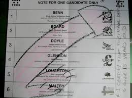 How To Make Ballots On Microsoft Word What Is A Spoilt Ballot Paper How Best To Spoil Your Vote