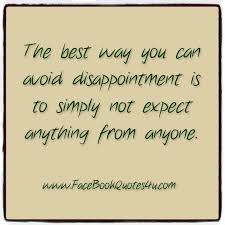 Disappointment Quotes And Sayings Disappointment Quotes For Cool Disappointed Quotes About Family