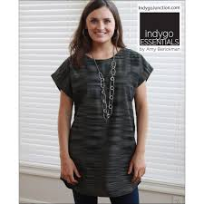 Easy Tunic Pattern Custom Decorating Design