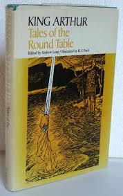 tales of the round table lang andrew