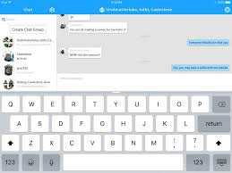 for easier accessibility we added the chat function to the navbar at the bottom of the screen you can still send receive and read messages the old way