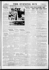 The Evening Sun from Hanover, Pennsylvania on October 20, 1956 · 1
