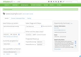 Create A Sales Contract From Infusionsoft Webmerge