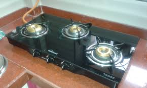 How To Clean A Glass Top Stove Sunflame Glass Top 3 Burner Gas Stove Pearl Overview Review