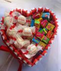 Подарок из сладкого заказать 107