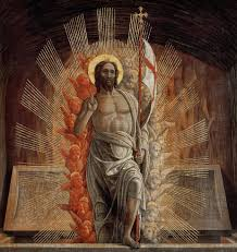 what is dead never die the secrets of resurrection in the resurrection by andrea mantegna 15th century the louvre