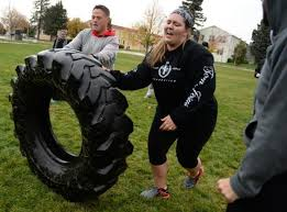 Weight-loss boot camp showcases Aurora's emphasis on wellness ...