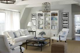 Living Room Cabinets And Shelves Interior Fabulous Living Room White Linen Sofa Black Glass