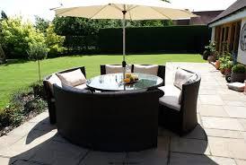 photo 9 of 10 brilliant garden furniture round table new york rattan outdoor garden furniture round table sofa parasol