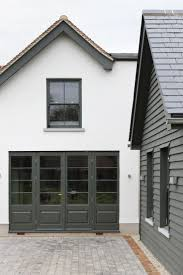 choose from several garage door trim styles our economy kit offers a 4 wide casing upon three sides subsequent to attached proceed jambs though our