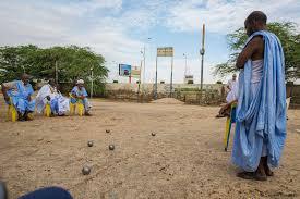 Resultado de imagen de pétanque à atar  mauritanie