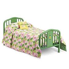 Amazon.com: AMERICAN GIRL KITS BED & QUILT SET by American Girl ...