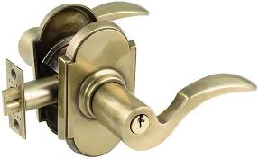 types of door knob locks. brass lever handle types of door knob locks o