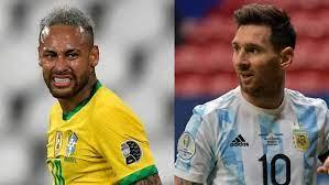 Copa America 2021: Pumpido: Messi doesn ...