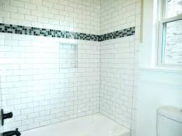 white subway tile for shower beveled subway tile shower white subway tile shower color 4 x white subway tile for shower