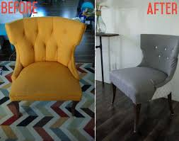 How To Reupholster A Chair - Makeovers To Inspire You