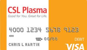 Csl Plasma Pay Chart 2017 Csl Plasma Pay Card Gemescool Org