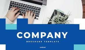 Best Brochure Templates Best Company Brochure Design Templates Tumli