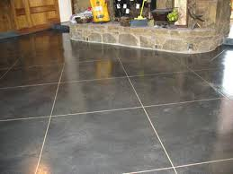 stained cement floors. Acid Staining Scored Concrete How To Stain Cement Floors Home Guide . Stained