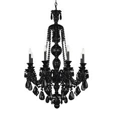 schonbek hamilton jet black eight light jet black heritage handcut crystal chandelier 28w x 43h x 28d