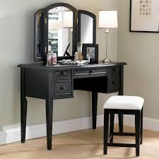 Metal Bedroom Vanity Bedroom Makeup Vanities Black Modern Dressing Table Bedroom