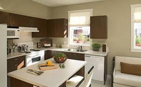 American Kitchen American Kitchen Brick And Ceramic Tile Interior Design